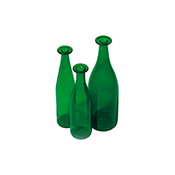 3个绿色瓶子 3 Green Bottles cappellini Jasper Morrison