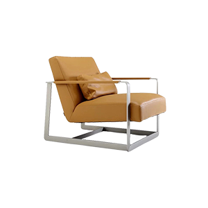 意式极简沙发椅