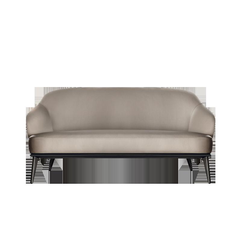 客厅 沙发 创意家具 现代家居 时尚家具 设计师家具 意式极简简约沙发