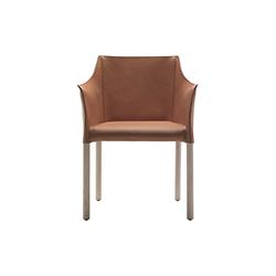 Cap餐椅 Cap Chair cappellini Jasper Morrison