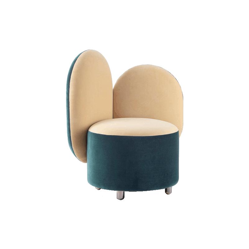 客厅|沙发|创意家具|现代家居|时尚家具|设计师家具|后现代简约轻奢布艺沙发
