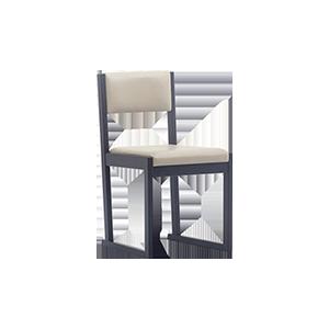 意式极简餐厅餐椅