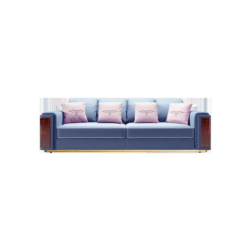 客厅|沙发|创意家具|现代家居|时尚家具|设计师家具|后现代头层牛皮真皮沙发