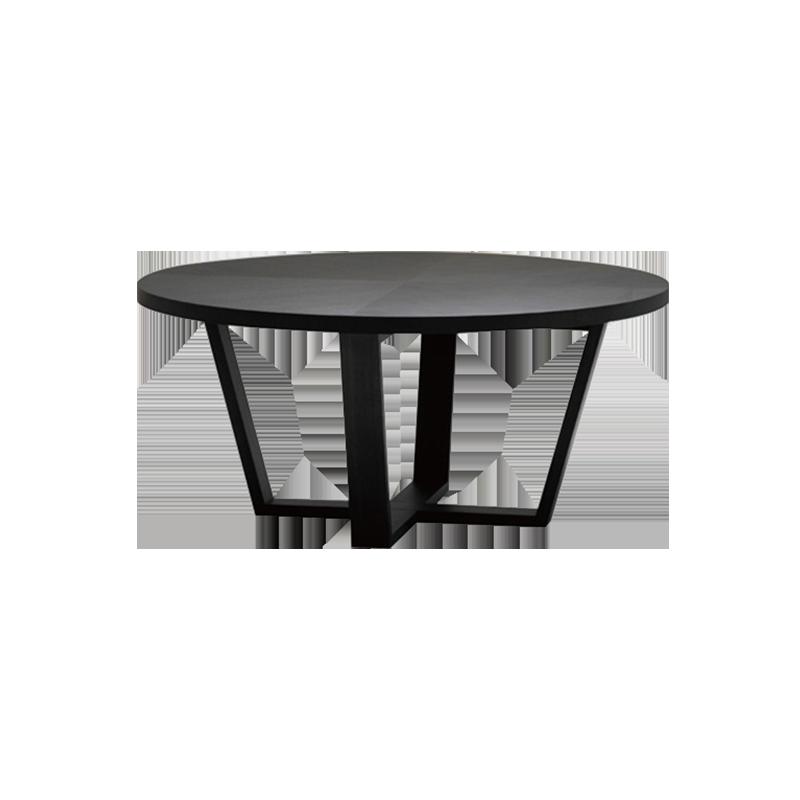 餐厅|餐桌|创意家具|现代家居|时尚家具|设计师家具|意式极简小型圆形餐桌