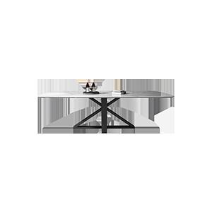 意式极简工业风餐桌