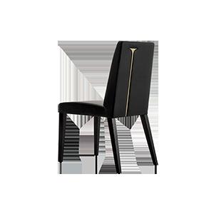 意式轻奢餐椅