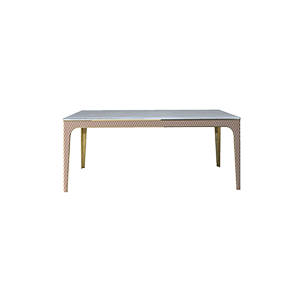 现代奢华大理石餐桌