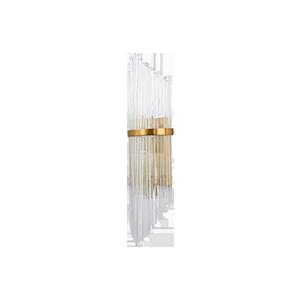 现代设计师创意水晶壁灯