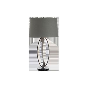 中式创意金属装饰台灯