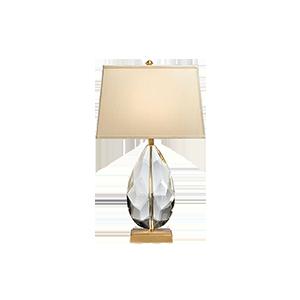 简约创意奢华水晶台灯