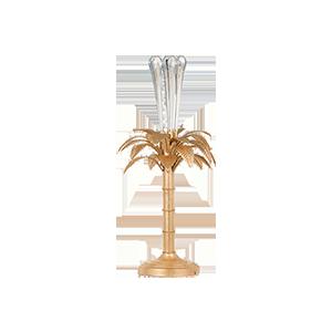 金色棕榈树个性创意台灯