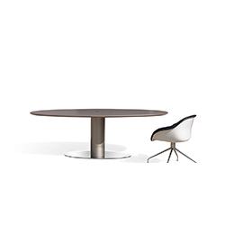 椭圆形会议桌 B2B/R2 JMM JMM品牌 Jose Martinez Medina 设计师