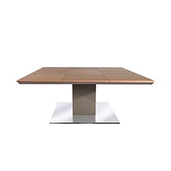 矩形木制会议桌 Stop Rectangular  JMM JMM品牌 Jose Martinez Medina 设计师