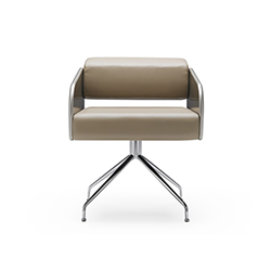 软垫皮革躺椅 AVEC TWO 何塞·马丁内斯·梅迪纳 Jose Martinez Medina