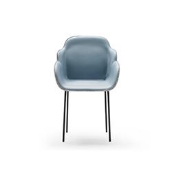 带扶手的椅子 MARGARITA JMM JMM品牌 Jose Martinez Medina 设计师