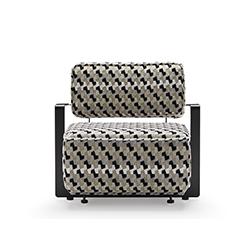 布艺扶手椅 Cloth armchair JMM JMM品牌 Jose Martinez Medina 设计师