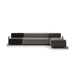 布艺沙发 Fabric sofa JMM JMM品牌 Jose Martinez Medina 设计师