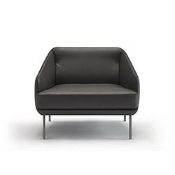皮革扶手椅 Leather sofa JMM JMM品牌 Jose Martinez Medina 设计师