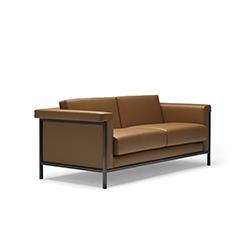 皮革扶手椅沙发 MASTER | Armchair JMM JMM品牌 Jose Martinez Medina 设计师