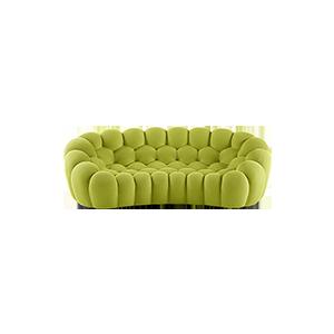 现代单人双人泡泡沙发