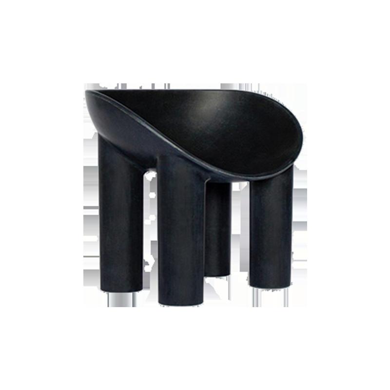 客厅 矮凳 创意家具 现代家居 时尚家具 设计师家具 后现代玻璃钢大象脚凳子