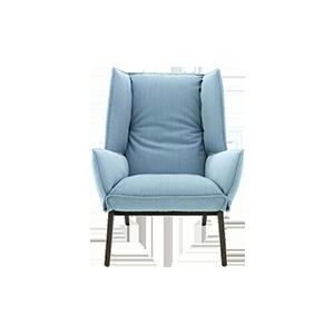 简约现代整装休闲椅