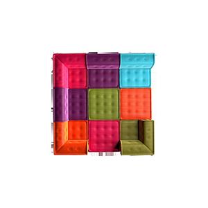 布艺个性创意沙发