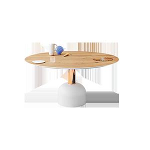 北欧现代简约时尚餐厅餐桌