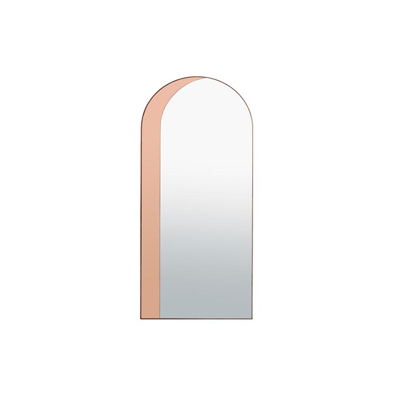 卧室|镜子/穿衣镜|创意家具|现代家居|时尚家具|设计师家具|北欧现代创意拱门落地镜子