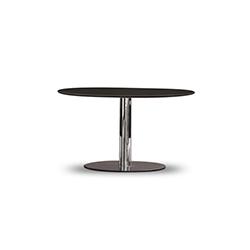圆形大理石咖啡桌 NINA/Design JMM JMM品牌 Jose Martinez Medina 设计师