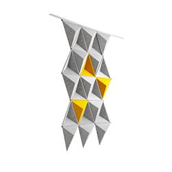 Aircone 墙饰/挂件 Aircone Abstracta