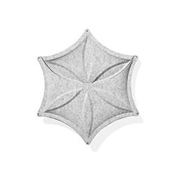 Airflake_空间吊饰/墙饰/挂件 Airflake Abstracta