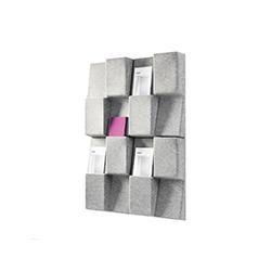 Window吸音墙饰/书架 Window Sound-absorbing 斯特凡·博尔塞利乌斯 Stefan Borselius