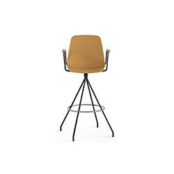 维克多卡拉斯科 Victor Carrasco| MAARTEN PLASTIC餐椅/洽谈椅 MAARTEN PLASTIC