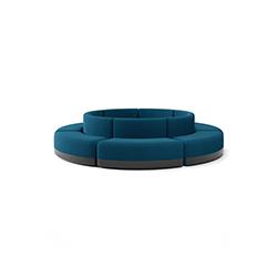 SEASON  沙发 SEASON  Sofa Viccarbe Viccarbe品牌 Piero Lissoni 设计师