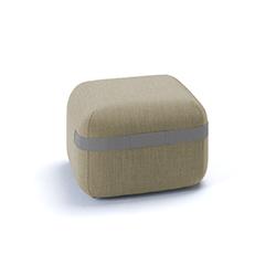 SEASON 坐垫凳/矮凳 SEASON Low stool Viccarbe Viccarbe品牌 Piero Lissoni 设计师