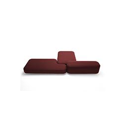 Common 沙发 Common Sofa Viccarbe