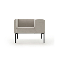 Brix 扶手椅/沙发椅 Brix Viccarbe Viccarbe品牌 Kensaku Oshiro 设计师