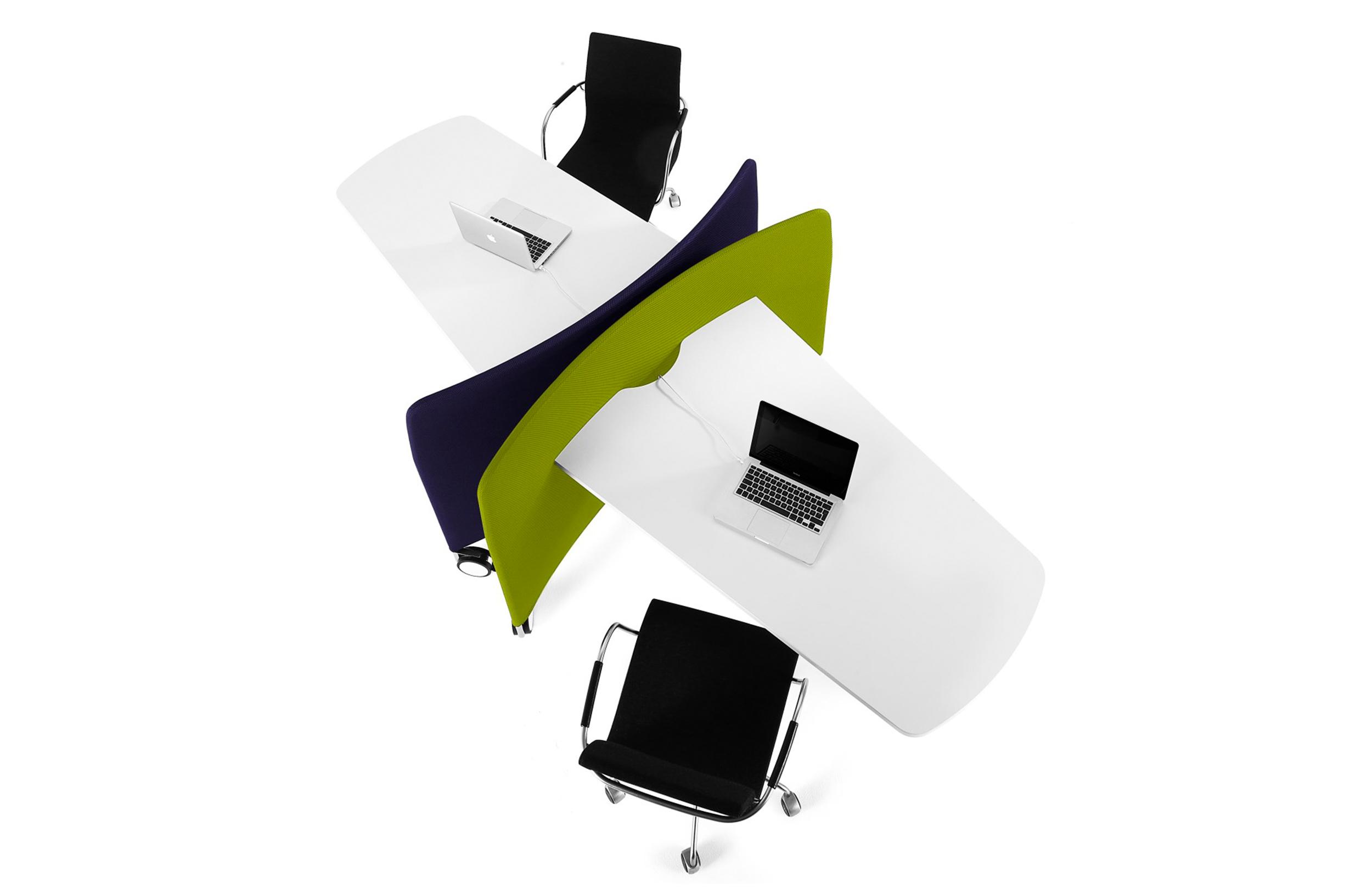 工作卡位/桌组 职员办公桌 创意家具 现代家居 时尚家具 设计师家具 定制家具 实木家具 Mobi移动工作站