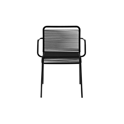 ARIA 户外椅 ARIA Outdoor chair Lapalma Lapalma品牌 Romano Marcato 设计师
