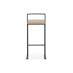恩佐·贝尔蒂 Enzo Berti| CUBA + CUBO 凳/吧椅 CUBA + CUBO stool