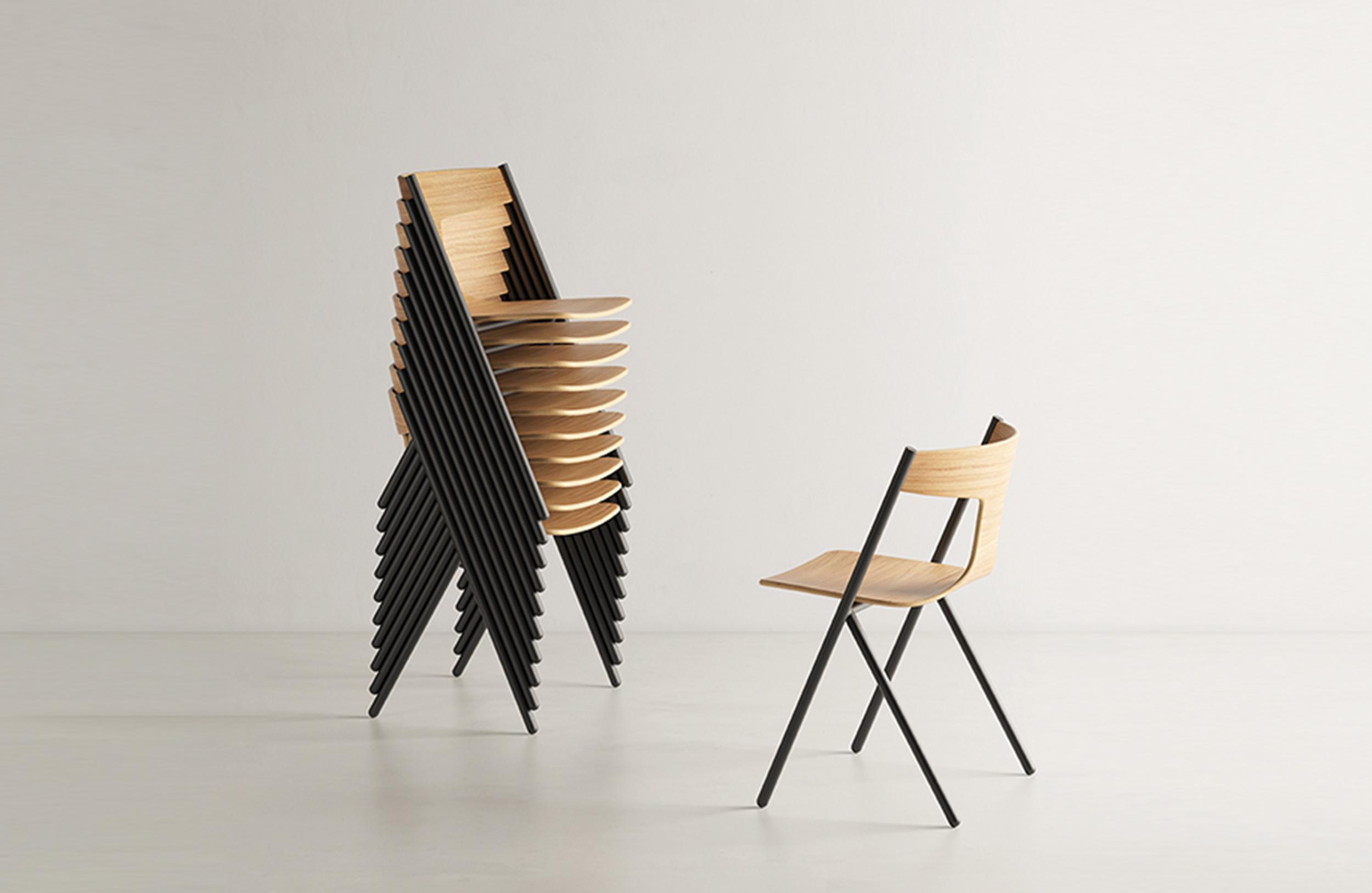 QUADRA餐椅/洽谈椅
