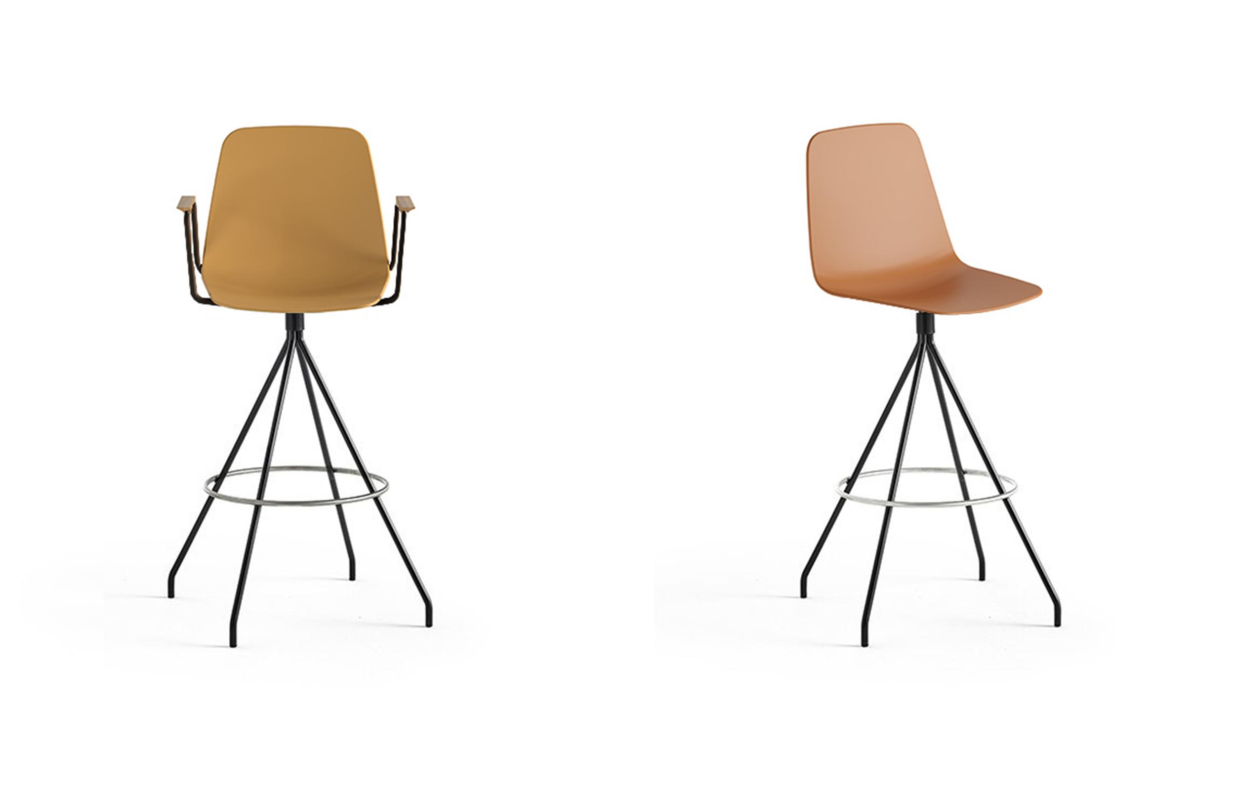 MAARTEN PLASTIC餐椅/洽谈椅