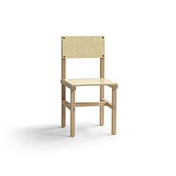 Rohsska 木椅 Rohsska 弗雷德里克·保尔森 Fredrik Paulsen