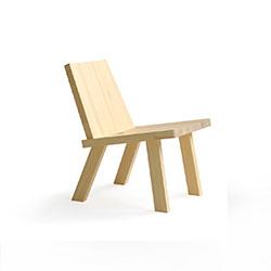 PINZO 实木椅 PINZO 大卫·爱立信 David Ericsson