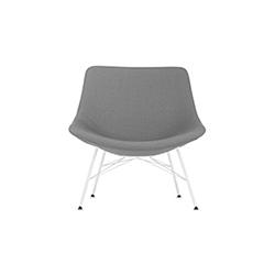 AUKI 休闲椅 AUKI chair Lapalma Lapalma品牌  设计师
