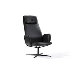 DUNDRA  躺椅 DUNDRA 斯特凡·博尔塞利乌斯 Stefan Borselius