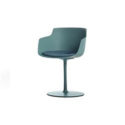 FLOW SLIM COLOR  洽谈椅/餐椅 FLOW SLIM COLOR 吉恩马利·马索德 Jean-Marie Massaud