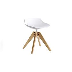 FLOW STOOL  矮凳 FLOW STOOL 吉恩马利·马索德 Jean-Marie Massaud
