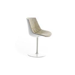FLOW CHAIR 洽谈椅/餐椅 FLOW CHAIR MDF Italia